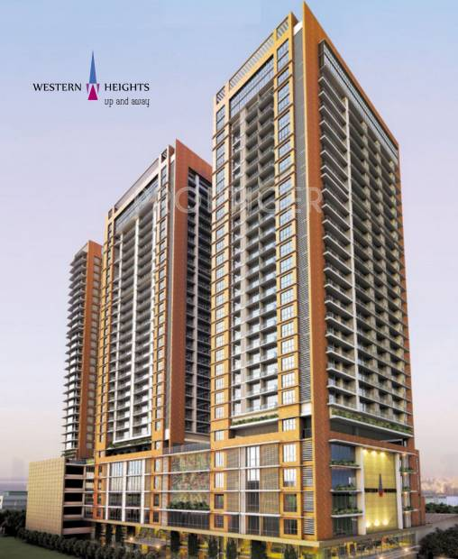 Images for Elevation of Adani Estates Western Heights Phase 1 Residential