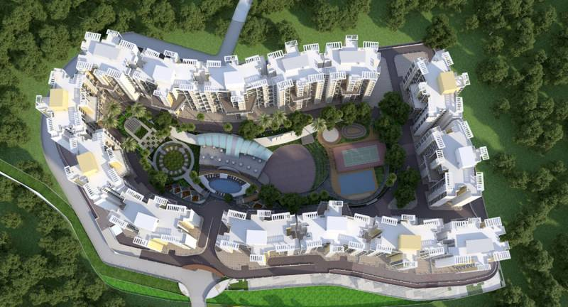 Images for Layout Plan of Bramha Skycity
