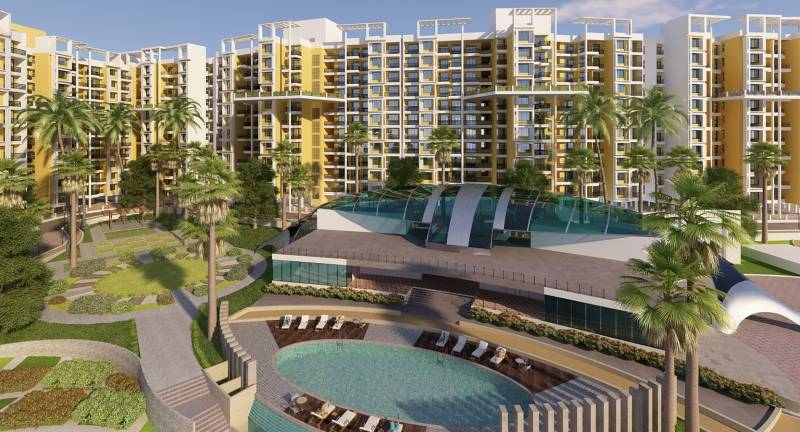 Images for Elevation of Bramha Skycity