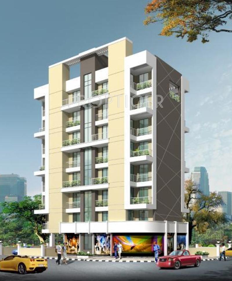 Space sapphire apartments in panvel mumbai price for Apartment plans india