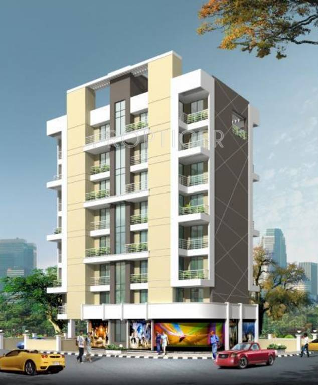 Apartment Price: Space Sapphire Apartments In Panvel, Mumbai