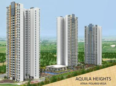 Images for Elevation of TATA Aquila Heights
