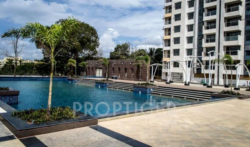 Image of swimming pool of tata housing development aquila - Swimming pool builders in bangalore ...
