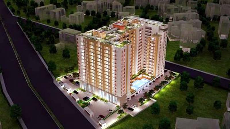 Images for Elevation of Ramaniyam Real Estates Pushkar Phase II