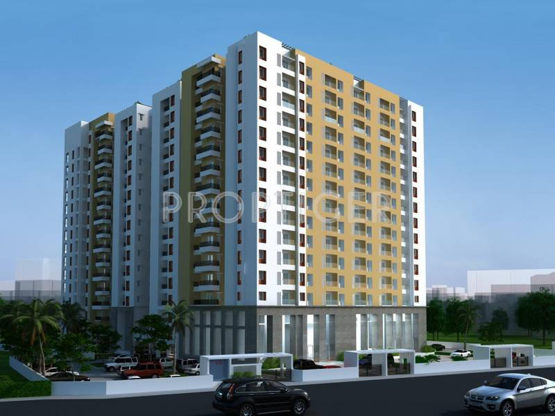 Images for Elevation of Ramaniyam Real Estates Pushkar Phase II