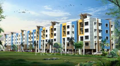 Images for Elevation of Marutham Royal Woods