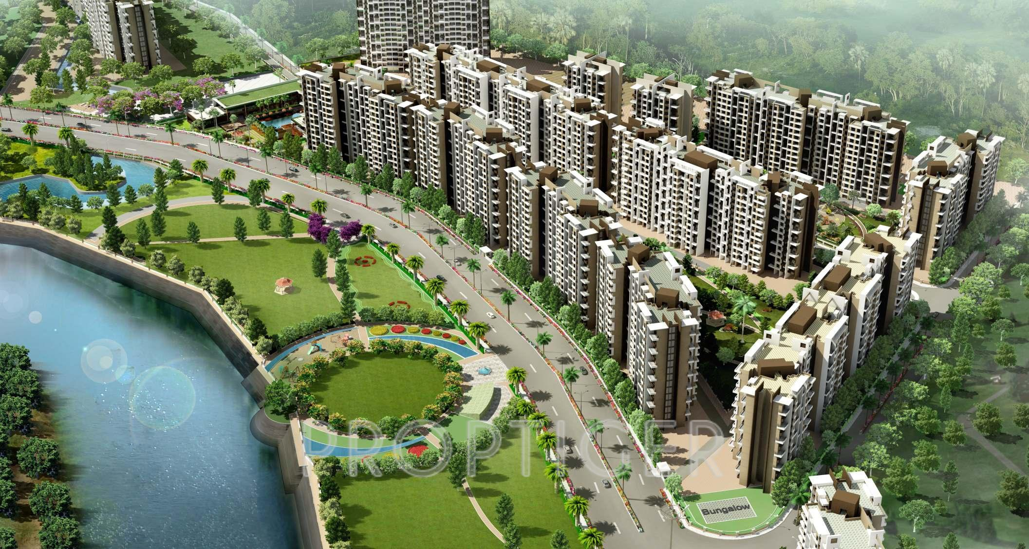 705 Sq Ft 1 Bhk 1t Apartment For Sale In Regency Group