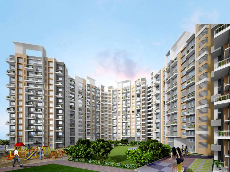 Images for Elevation of Mahindra Antheia