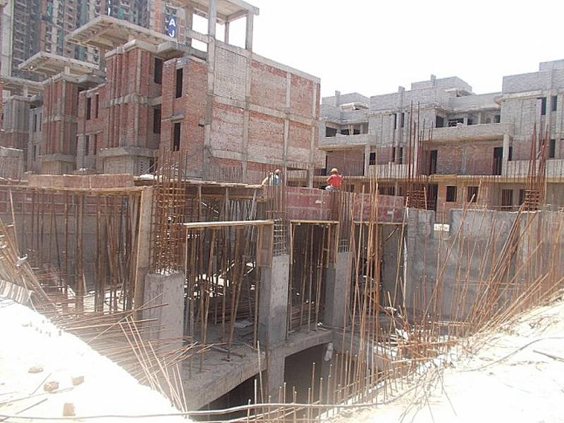 Images for Construction Status of Ajnara Vice Royale
