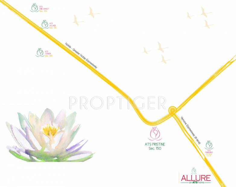 Images for Location Plan of ATS Allure