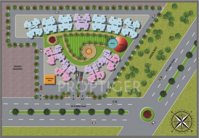 Images for Site Plan of Ace Aspire
