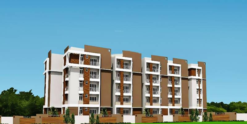 Images for Elevation of Sree Builders and Developers CRJ Residency