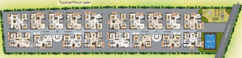 Images for Cluster Plan of Subhodayaraga Laurels