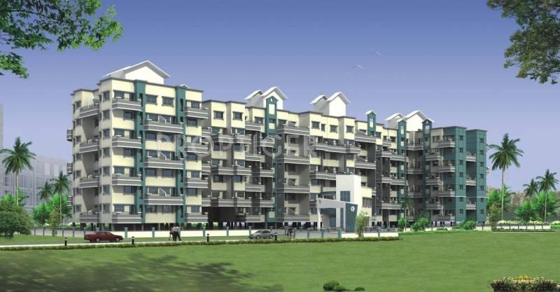Images for Elevation of Nisarg Hardik Phase 2