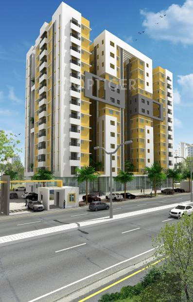 Images for Elevation of Ramaniyam Real Estates Auroville