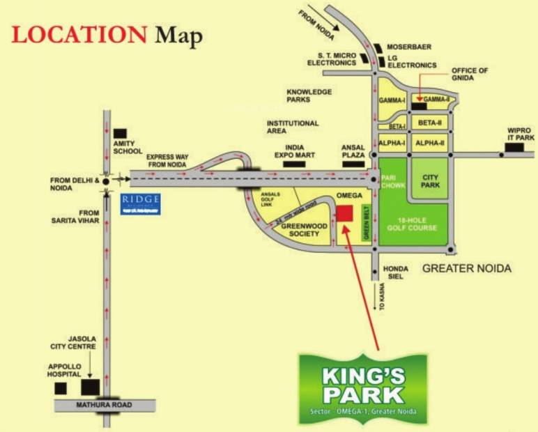 Images for Location Plan of Today Homes Kings Park