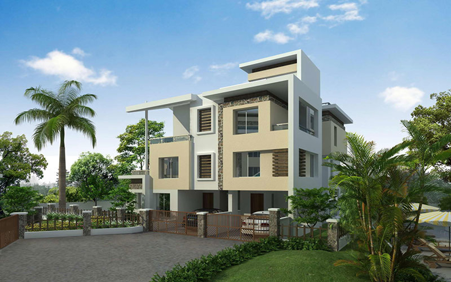 3028 Sq Ft 3 Bhk 3t Villa For Sale In Mont Vert Homes