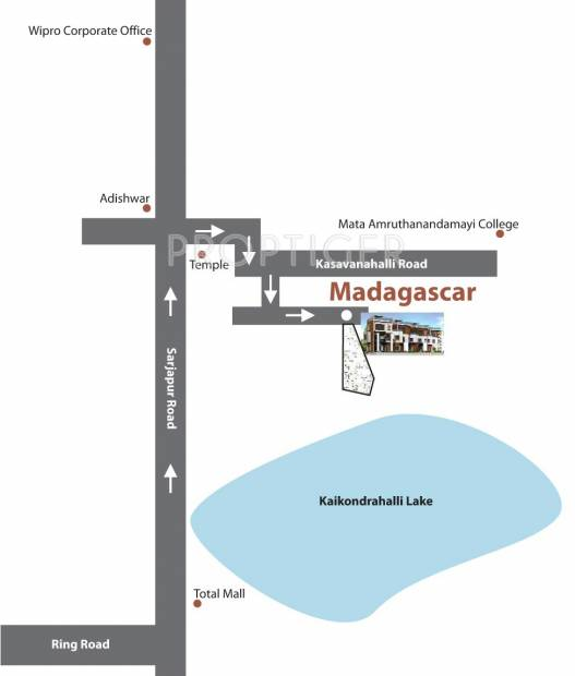 Images for Location Plan of C3 Madagascar