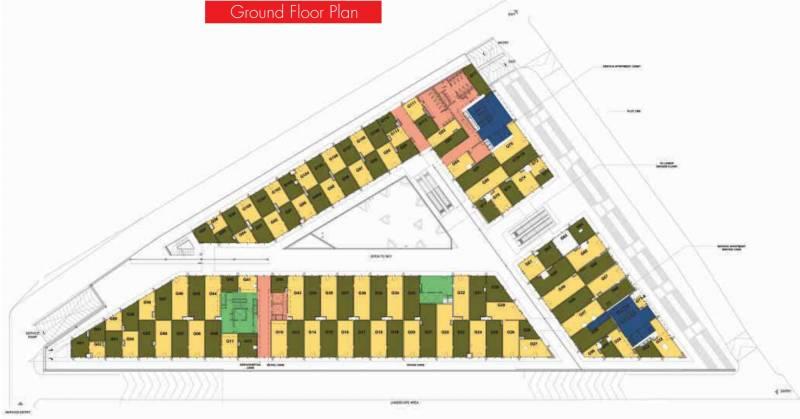 Images for Cluster Plan of VSR 114 Avenue