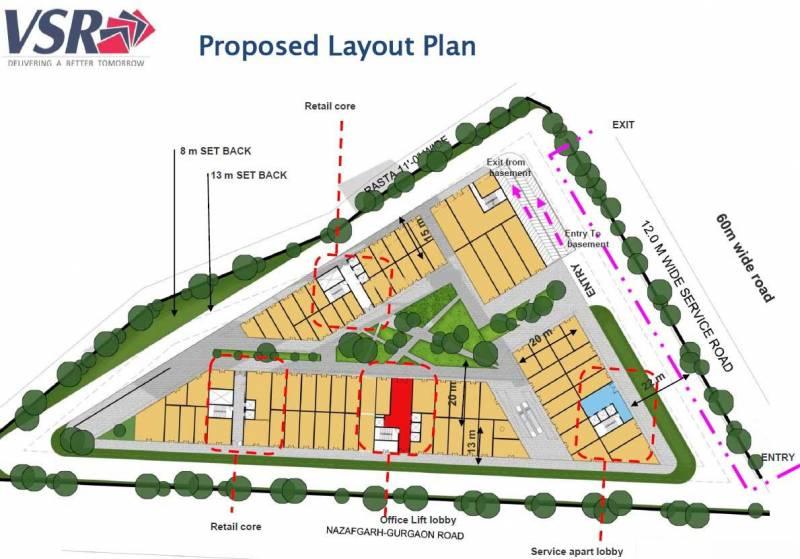 Images for Layout Plan of VSR 114 Avenue