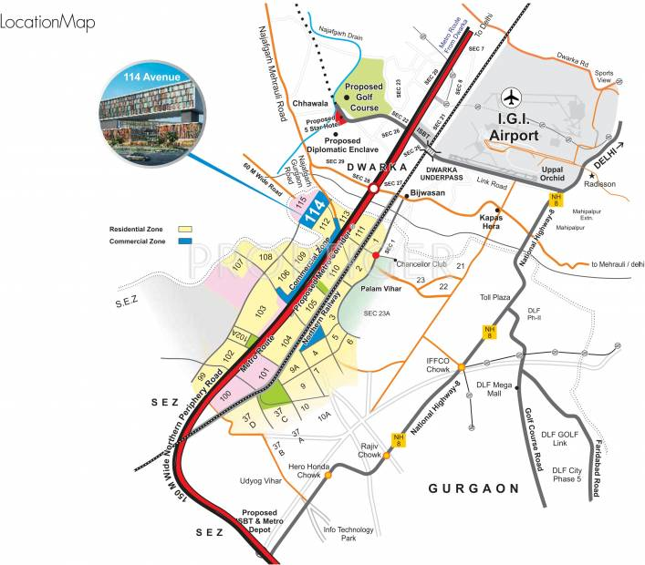 Images for Location Plan of VSR 114 Avenue