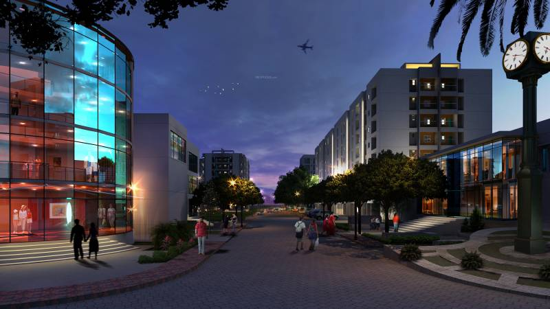 Images for Elevation of Navin Hillview Avenue