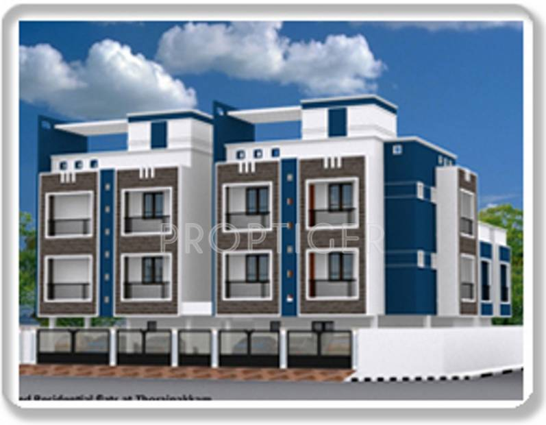 Images for Elevation of Shree Shree Jenta Flats