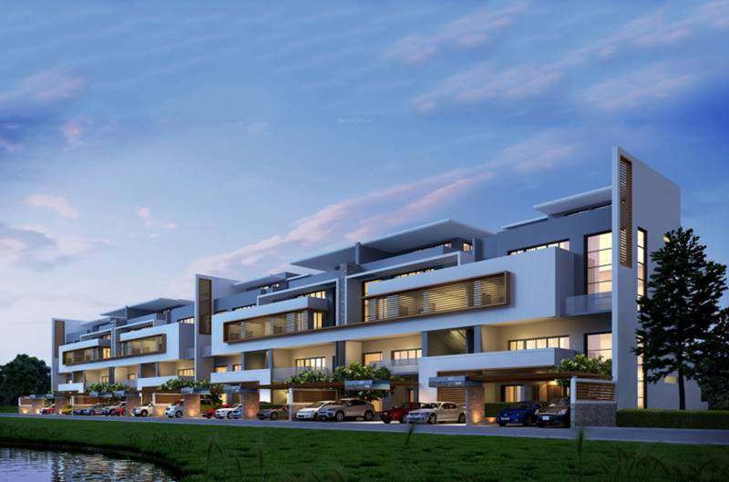 Images for Elevation of Valmark City Ville