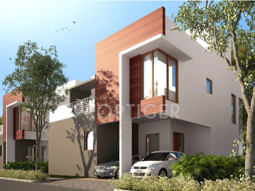 Fortune Kosmos Villas In Narayanaghatta Bangalore Price