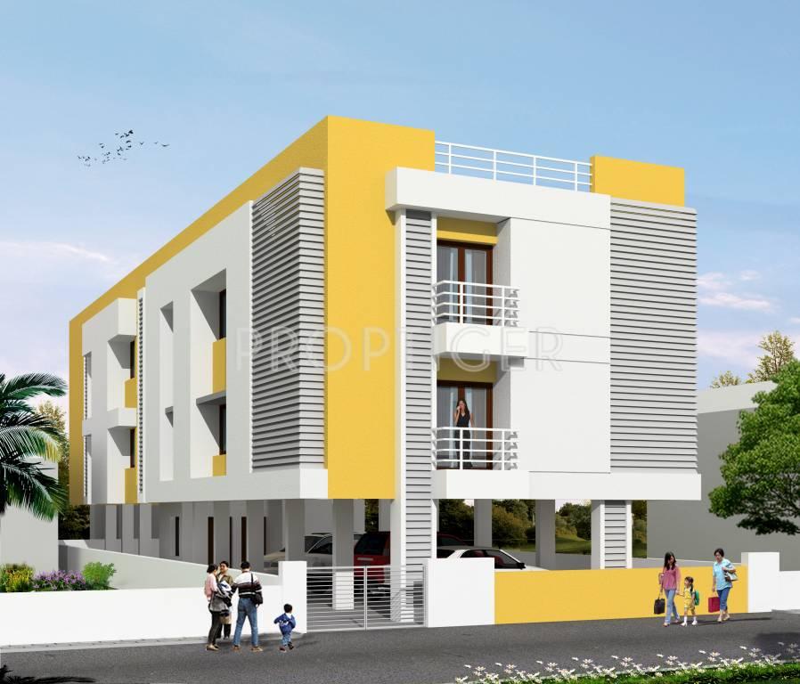 Dev LIC Nagar In Madipakkam, Chennai