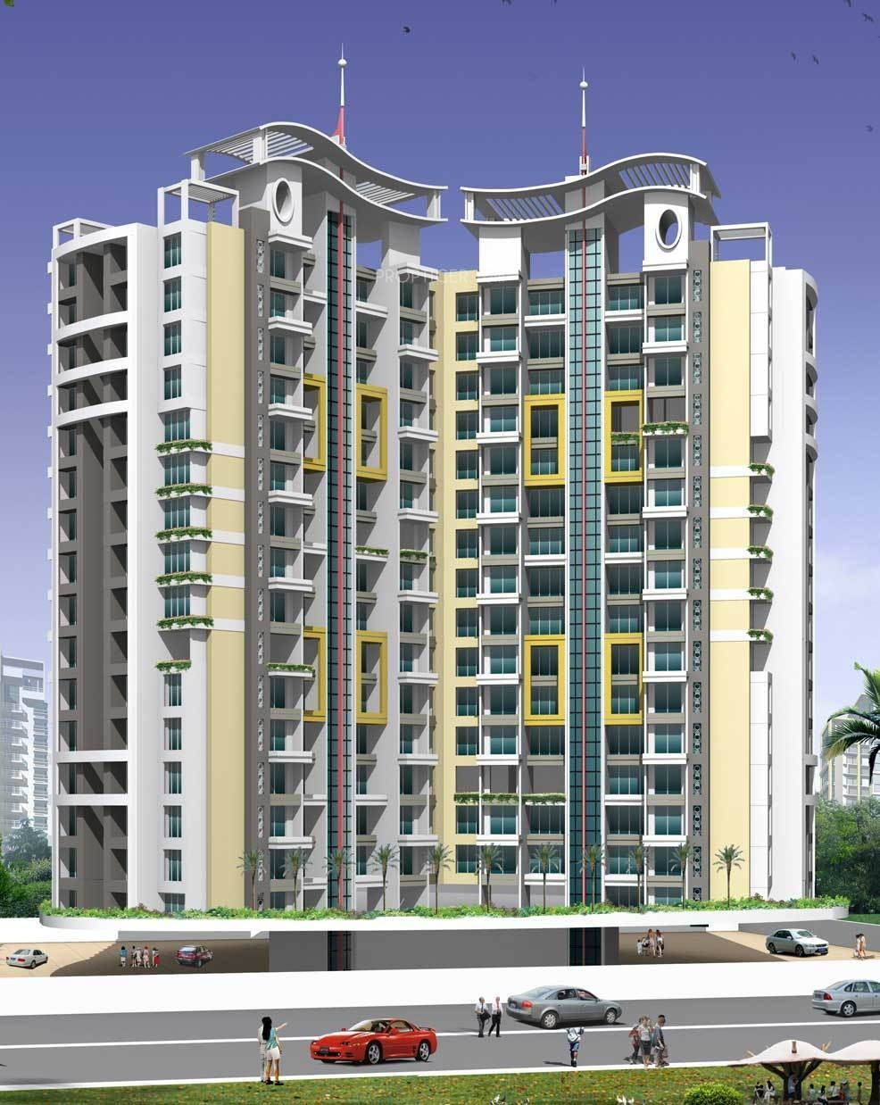 Happy homes projects in dombivali