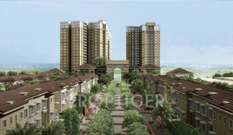 Images for Elevation of Sobha Santorini At City
