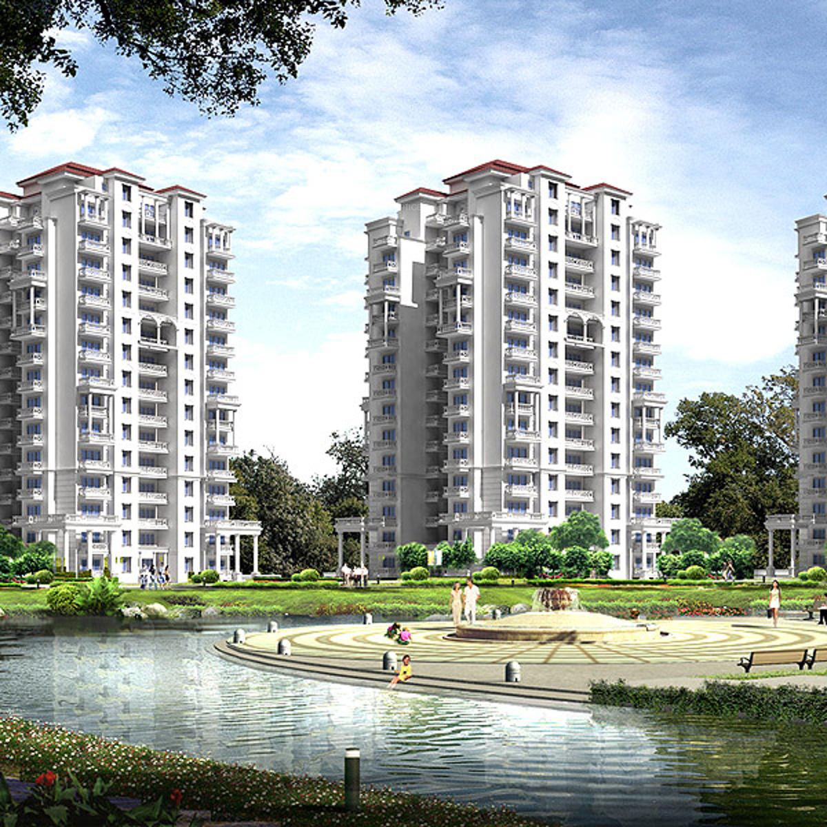 Tivoli Apartments: 1482 Sq Ft 2 BHK 2T Apartment For Sale In Tivoli Group