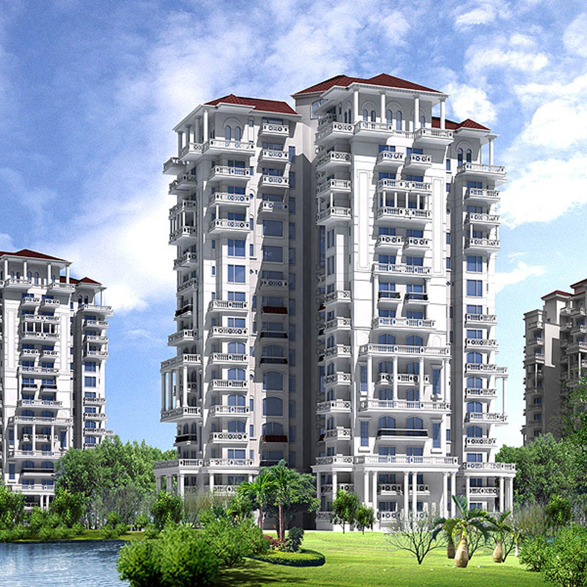 Tivoli Apartments: Tivoli Holiday Village In Sector 5 Dharuhera, Gurgaon