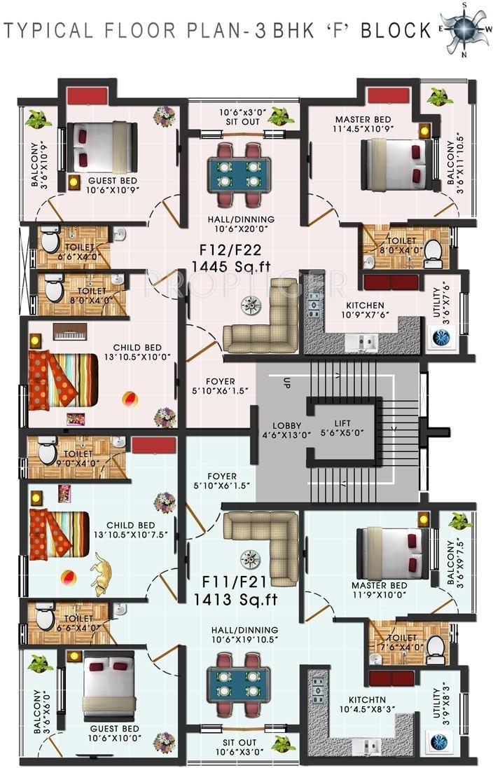 100 3015 floor plan danielsen hall floor plan for Floor plans boston college