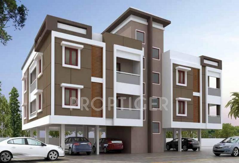 Images for Elevation of Mugundhan Visalatchi Enclave