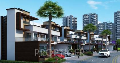 Images for Elevation of Ajnara London Square