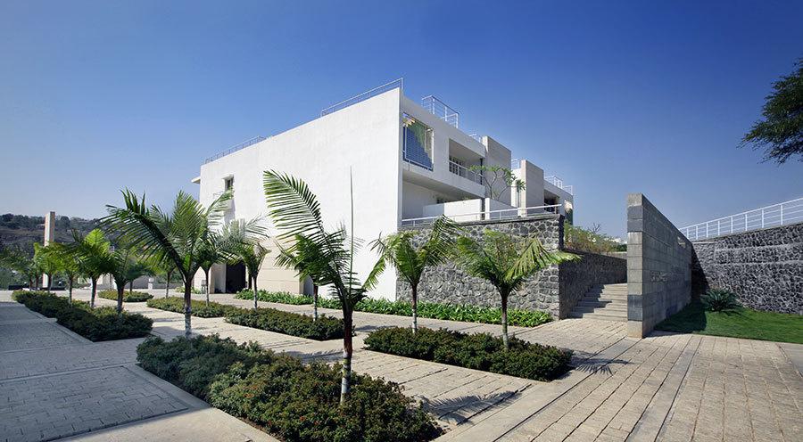 Villa Rohan Plans