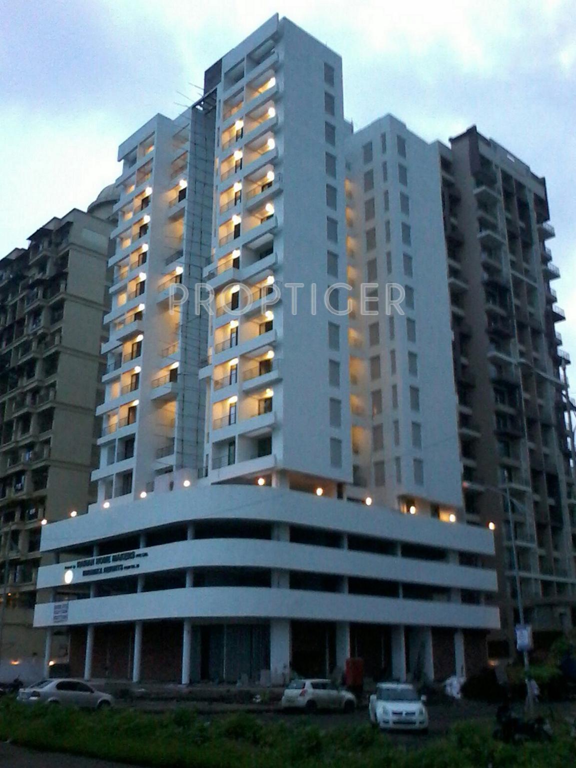 Naman Bhumika Heights in Kharghar, Mumbai - Price, Location Map ...