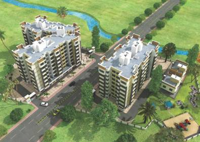 Images for Elevation of Saraswati Group Meera Vatika