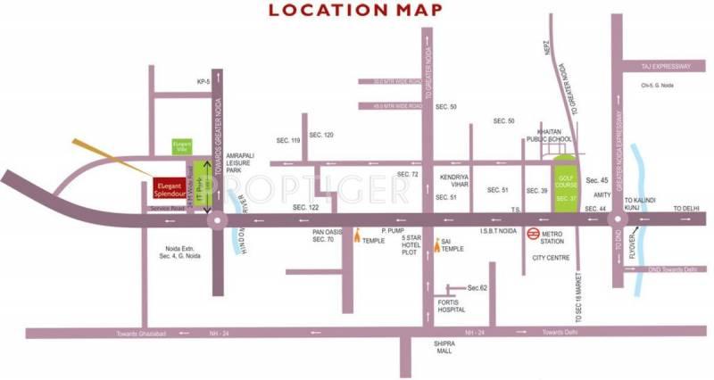 Images for Location Plan of Elegant Splendour