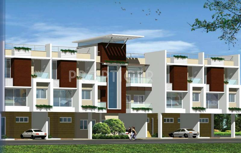 Images for Elevation of Ankur The Nook