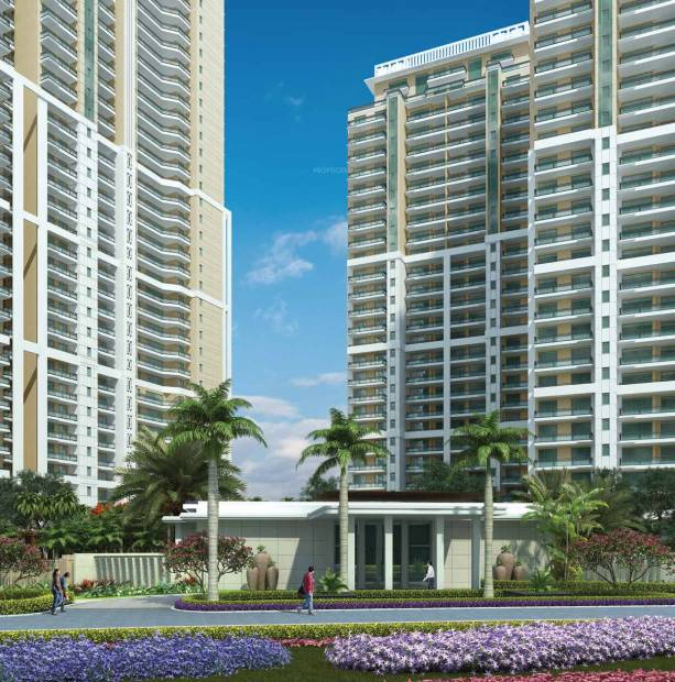 Images for Elevation of DLF The Crest