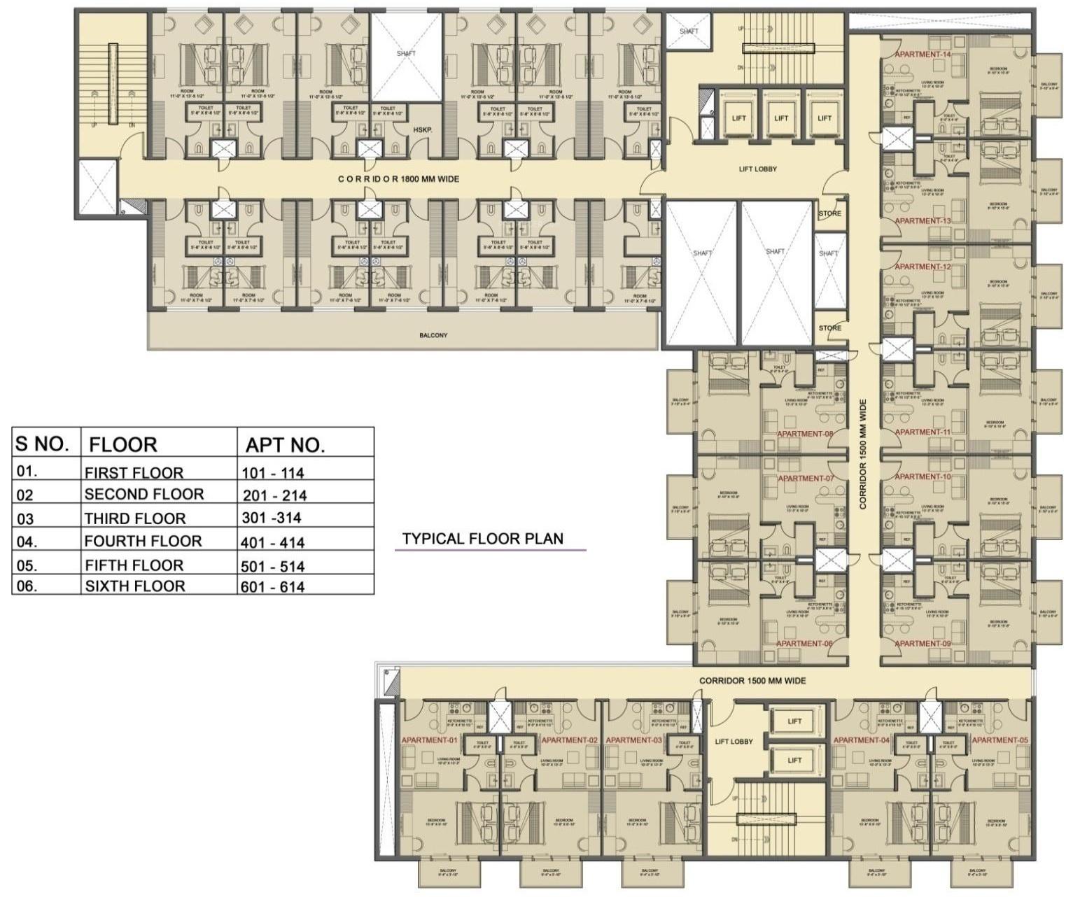 Plus senate court in sector 62 gurgaon price location for 125 court street floor plans