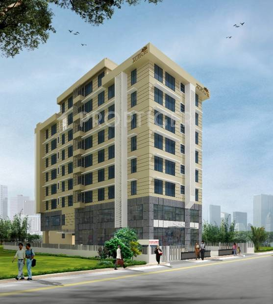 Images for Elevation of Bhattad Group Aurus