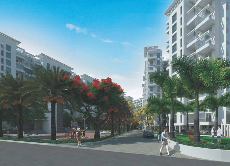 Images for Elevation of Parmar Vista Luxuria