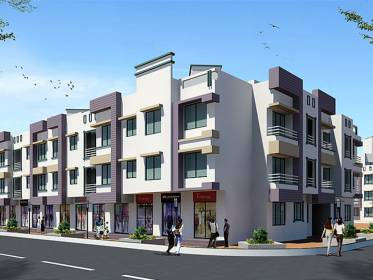 Images for Elevation of Oswal Prithvi Complex