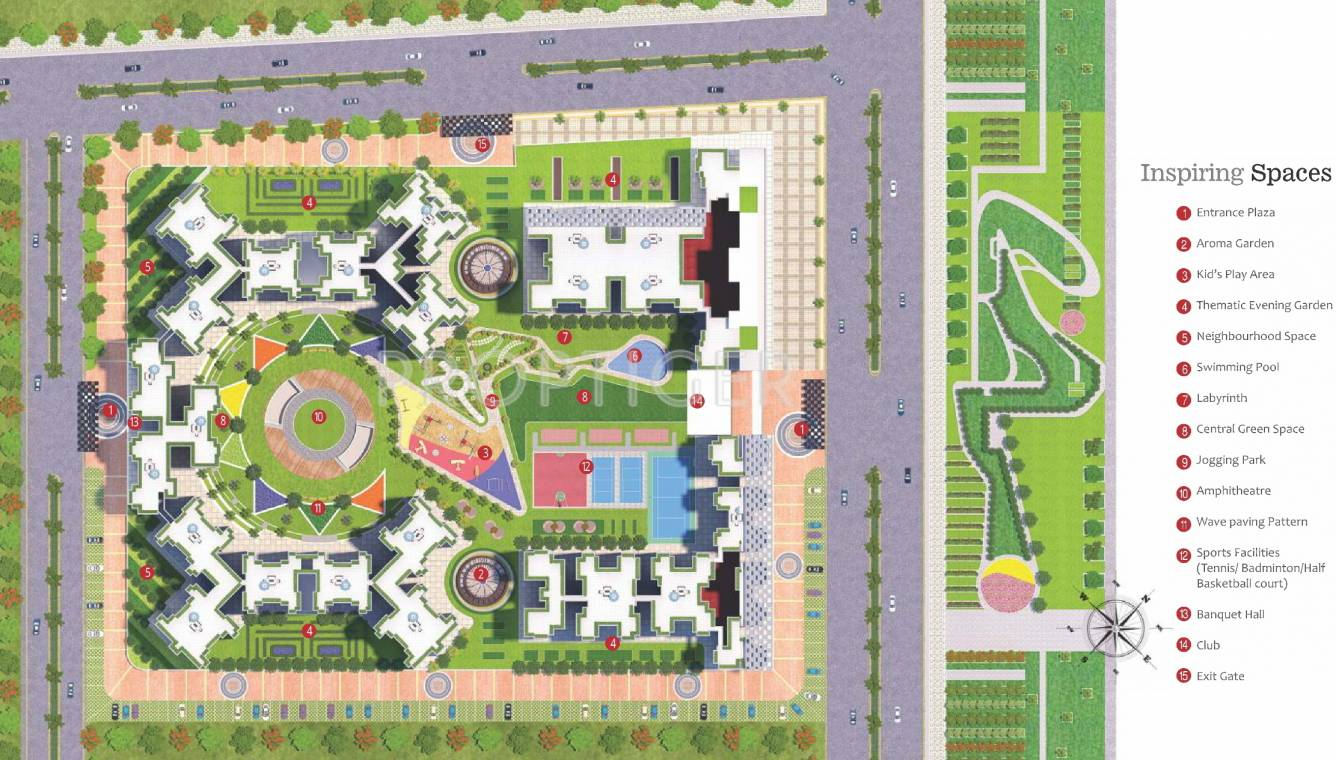 Oasis Grandstand In Sector 22D Yamuna Expressway Noida