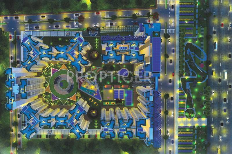 Images for Master Plan of Oasis Grandstand