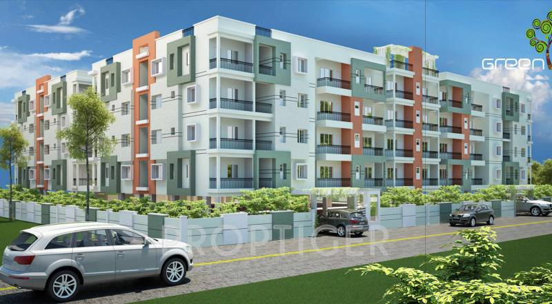 Images for Elevation of Charitha Green Woods